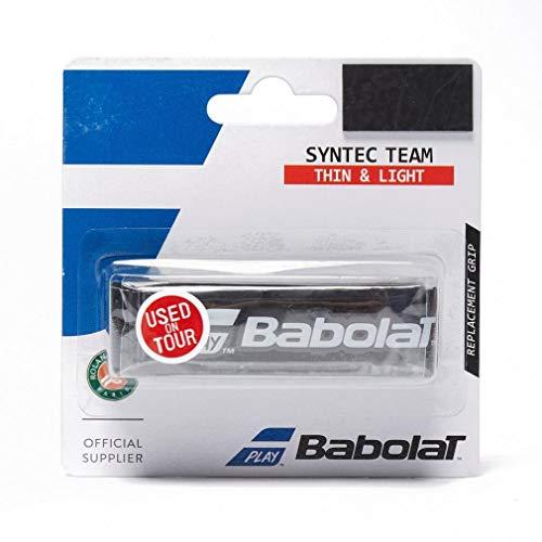 Babolat Syntec Team X1 Tennis Griffband Basis schwarz