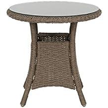 Suchergebnis Auf Amazon De Fur Polyrattan Tisch Rund