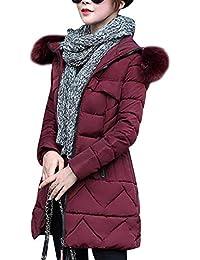 Amazon Ropa Fashion Acolchados es Mujer Lannister Abrigos De HZxrPTqH
