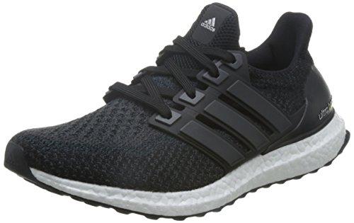 adidas Ultraboost M, Zapatillas de Running para Hombre, Negro Negbas, 42 EU