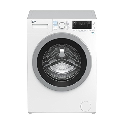 Beko HTV 8633 XS0 Independiente Carga frontal A Blanco