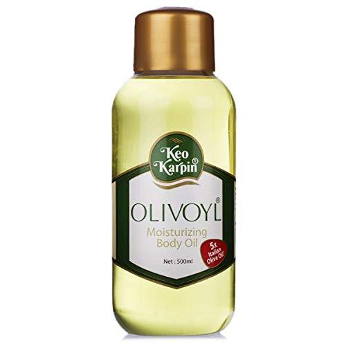 Keokarpin Olivoyl (body oil) 200 ml pack of 2