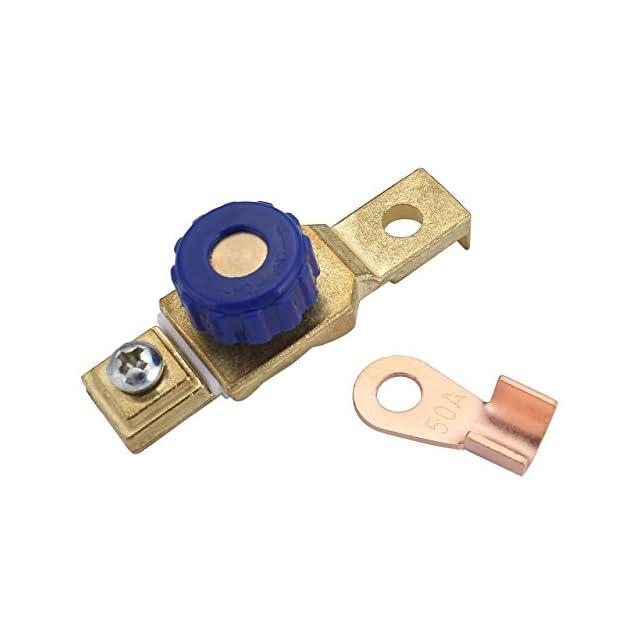 - Bornes de la batterie et accessoires batterie commutateurs 15 Pack 10283