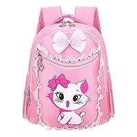 School Bag Back to School, Hukezhu Toddler Boys Girls Kids Backpack Back to School,New Schoolbags Female Children Duckling Backpack Primary School Backpack Kid Bag