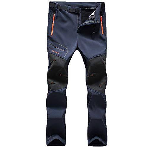 Volwassen Pantalones Senderismo Impermeables Hombre