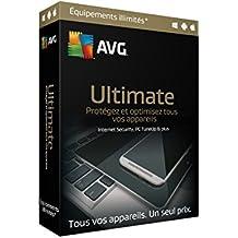 AVG Ultimate (2 ans, illimité)