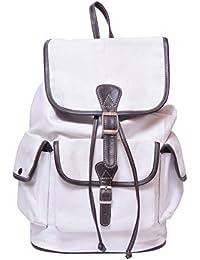 Moac Women's Shoulder Bag (White)