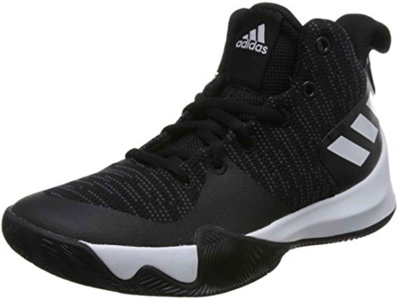adidas Unisex-Erwachsene Explosive Flash K Basketballschuhe -