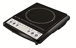 BALTRA BIC-112 INDUCTION COOKTOP - IMPRESSSIVE (BLACK/WHITE)