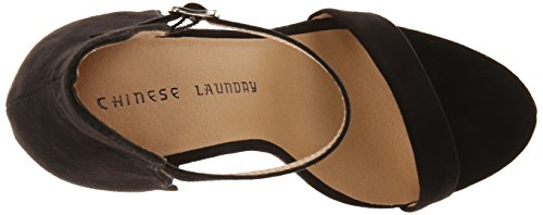 Chinese Laundry , Damen Sandalen Black