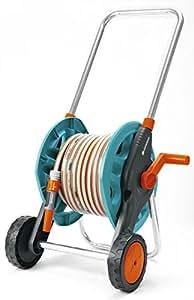 gardena 13mm x 30m hose trolley set garden outdoors. Black Bedroom Furniture Sets. Home Design Ideas