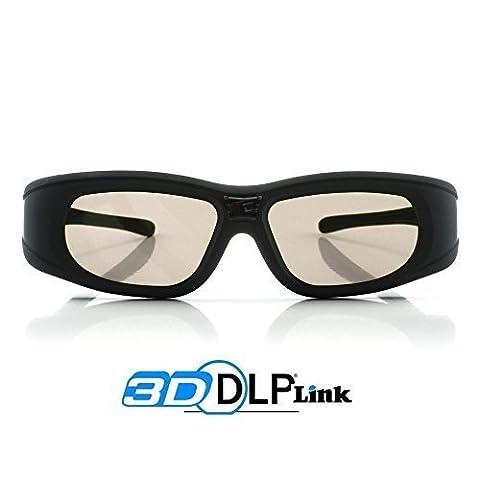 Lunettes 3D DLP-Link