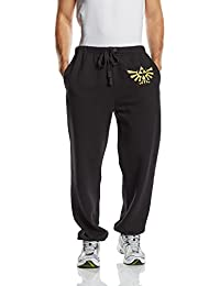 Pantalon de jogging 'The Legend of Zelda' - Triforce Logo - Taille S