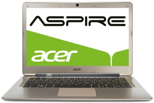 Acer Aspire S3-391-53314G52add 33,8 cm (13,3 Zoll) Ultrabook (Intel Core i5 3317U, 1,7GHz, 4GB RAM, 500GB HDD, Intel HD 4000, Bluetooth, Win 7 HP) (Acer S3-391)