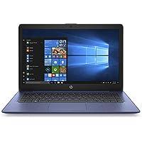 HP-PC Stream 14-ds0006nl Notebook PC, A4-9120e, 4 GB di RAM, 64 GB eMMC, Blu