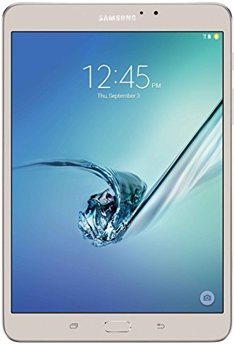 Samsung SM-T719NZDEXEO Tablet Android 5.0, 20,3 cm (8 Zoll) Gold/weiß/schwarz - X 1536 Android-tablet 2048