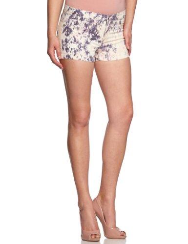 ONLY Damen Jeans Short Normaler Bund 15076444/COCO DNM SHORTS WW, Gr. 38, Grau (GLACIER GREY)