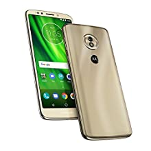 motorola moto g6 Play 5.7-Inch Android 8.0 Oreo SIM-Free Smartphone with 3GB RAM and 32GB Storage (Single Sim) - Fine Gold