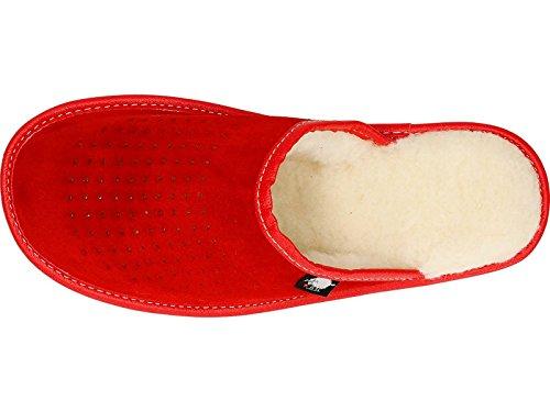 Le Rosse Donne Pantofole Ecoslippers Per wt5Znq