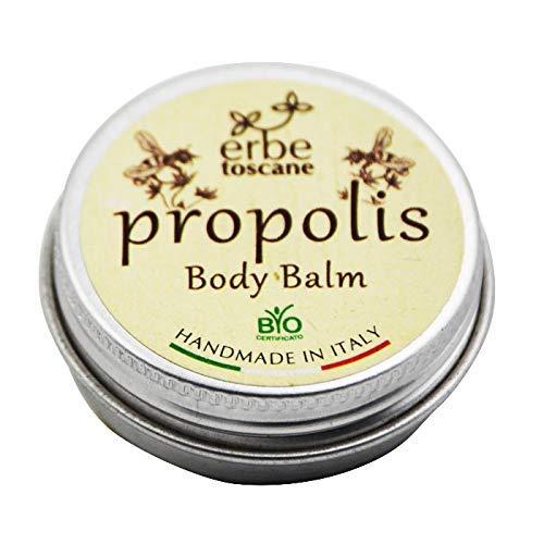 BIO PROPOLISSALBE für trockene Haut 10 g - naturreines Konzentrat - handgefertigt in Italien