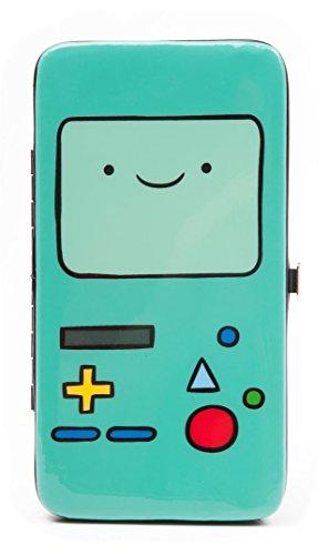 Adventure Time Porte-monnaie, vert (Multicolore) - GW041407ADV