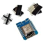 Busirde ESP8266 ESP-12 D1 Mini Module NodeMcu Lua Conseil WiFi développement Micro USB 3.3V Basé sur...