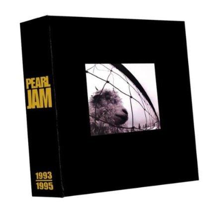 1993-1995 : Vs / Vitalogy / Live at the Orpheum Theatre (3 CD-Box)