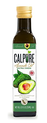 Callpure - olio extravergine di avocado california, 250 ml
