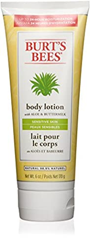 Burt's Bees Aloe and Buttermilk Body Lotion, 170g