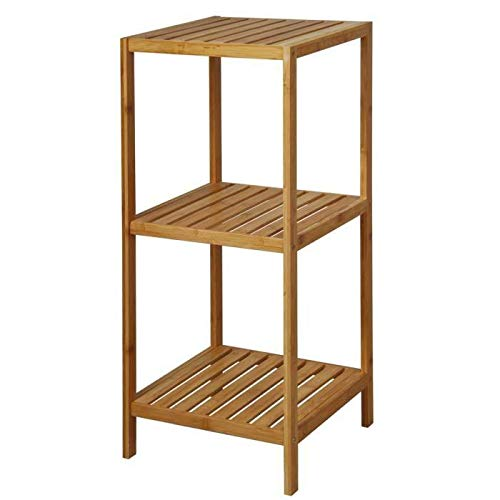 Etagère 3 niveaux bambou
