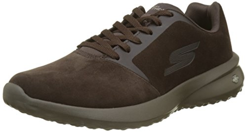 Skechers On-The-go City 3, Zapatillas de Entrenamiento para Hombre, Marrón (Chocolate), 42 EU
