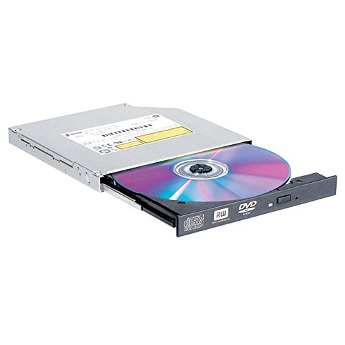 Lg masterizzatore slim lettore dvd ± rw sata dell hitachi gt60n 08x khy super-multi nero
