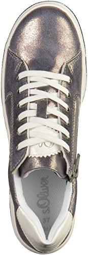 s.Oliver 5-43215-28-921, Sneaker donna bronce