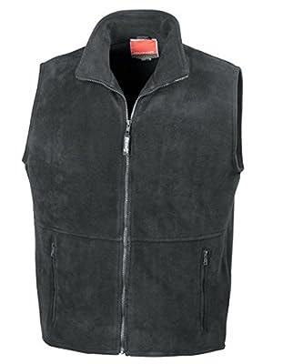 Result Fleeceweste Fleece Weste Bodywarmer Jacke XS S M L XL XXL