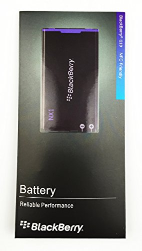 BLACKBERRY NX1 100% Original True 2100mAh BATTERY FOR BLACKBERRY Q10 MOBILE