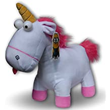 Unicornio Blandito 35cm Peluche Agnes Minion Feria Gru Mi Villano Favorito Pelicula Minions Super Soft Suave