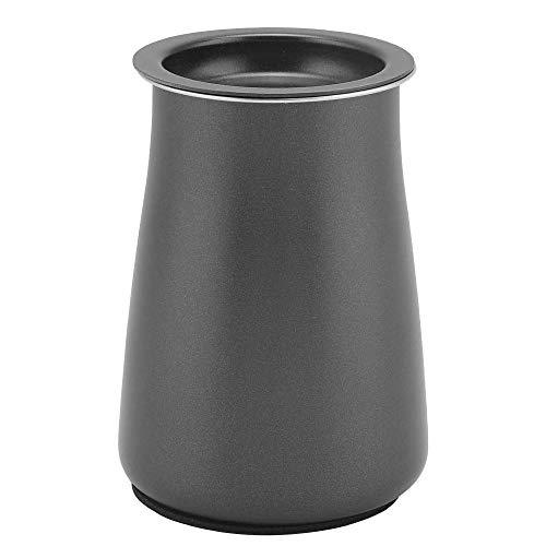 Dispensador de filtro de acero inoxidable para café o café en polvo, reutilizable,...