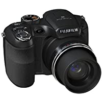 Fujifilm FinePix S1600 Digital Camera (12MP, 15x Wide Optical Zoom) 3 inch LCD