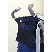 Kutnik Bolsa de almacenamiento para cochecitos paraguas - Azul marino oscuro
