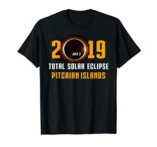 Eclipse-team-t-shirt (2019 July 2 Total Solar Eclipse Pitcairn Islands T-Shirt)