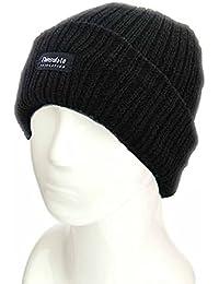 Thinsulate - Bonnet -  Homme Noir Noir