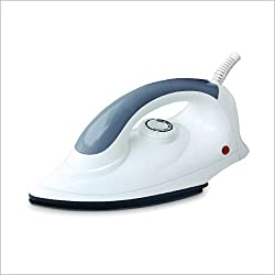 Ushma Dry Electric Iron White