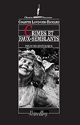 Crimes et faux-semblants: LES LAJOY, VOL.3.