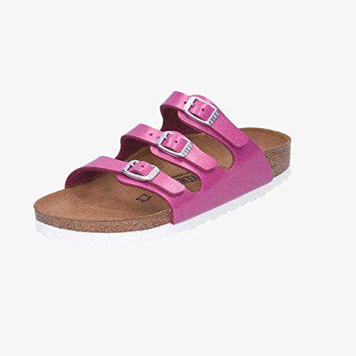 BIRKENSTOCK Damen Pantoletten Florida BF 1008855 Pink 399471