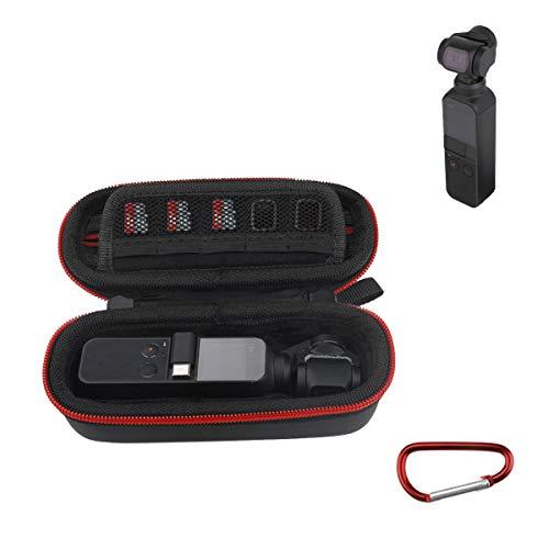 Tineer Custodia per Portatile Mini Custodia da Trasporto per DJI Osmo Pocket Handheld Gimbal Accessorio per Fotocamera