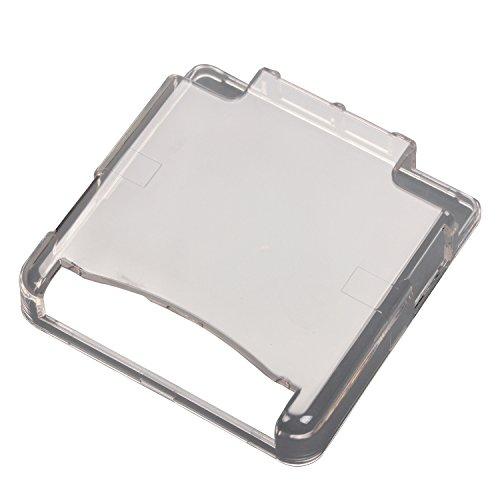 eJiasu Alto y Bajo la tapa cubierta de plástico transparente duro claro para Nintendo Game Boy Advance SP / SP consola GBA (transparente)