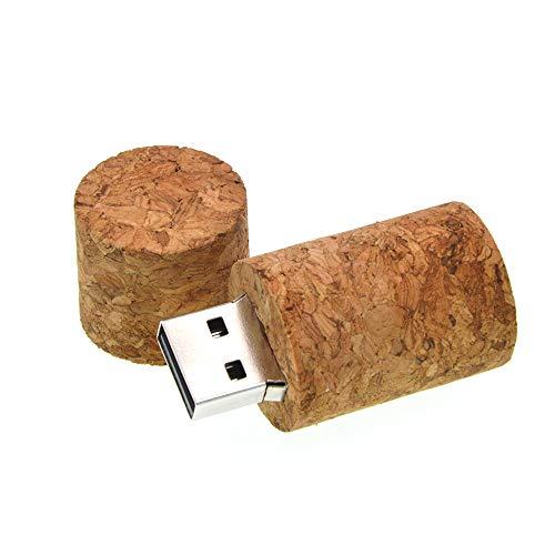 Chiavetta usb 32gb pendrive legna pennetta usb sughero del vino usb 2.0 stick 32 gb divertenti penna usb carino chiave usb regalo di archiviazione di kepmem