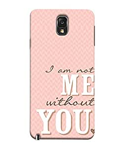 Digiarts Designer Back Case Cover for Samsung Galaxy Note 3, Samsung Galaxy Note Iii, Samsung Galaxy Note 3 N9002, Samsung Galaxy Note 3 N9000 N9005 (Saying Quotation Teaching Learn)