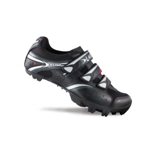 LAKE MX 160 070053, Chaussures de cyclisme mixte adulte noir - Noir