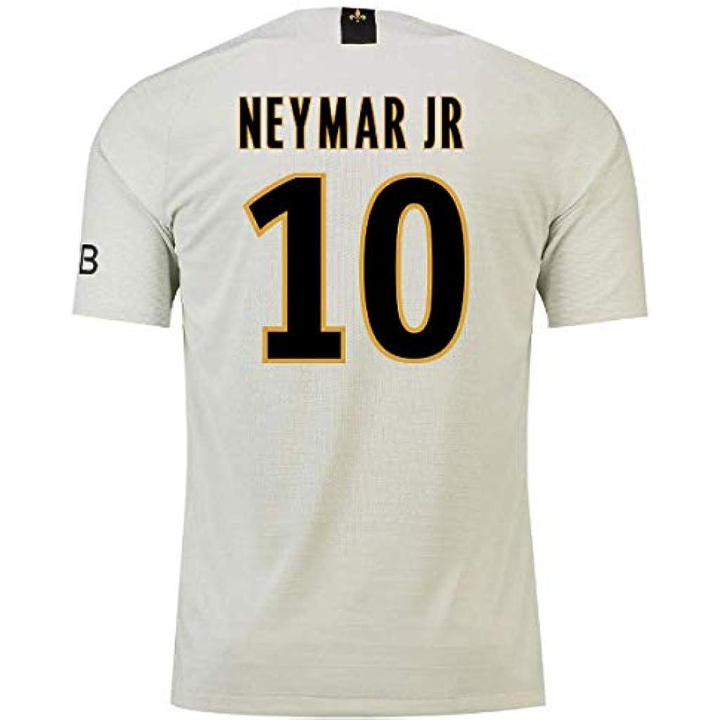 754196bc6d13 2018-19 PSG Away Football Soccer T-Shirt Camiseta (Neymar Jr 10) - Kids